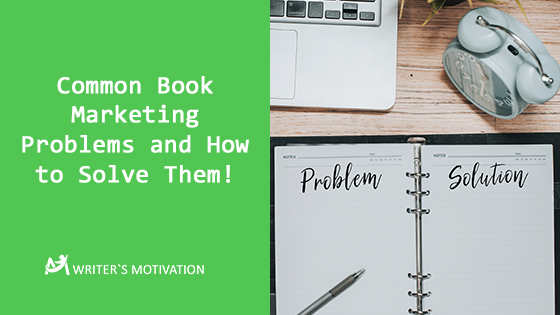 common book marketing problems