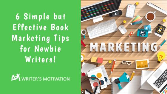 effective book marketing tips