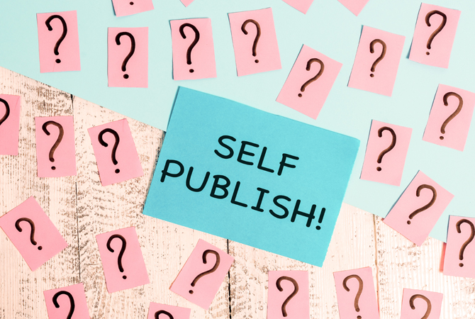 5 Helpful Self-Publishing Tips for Beginner Authors!