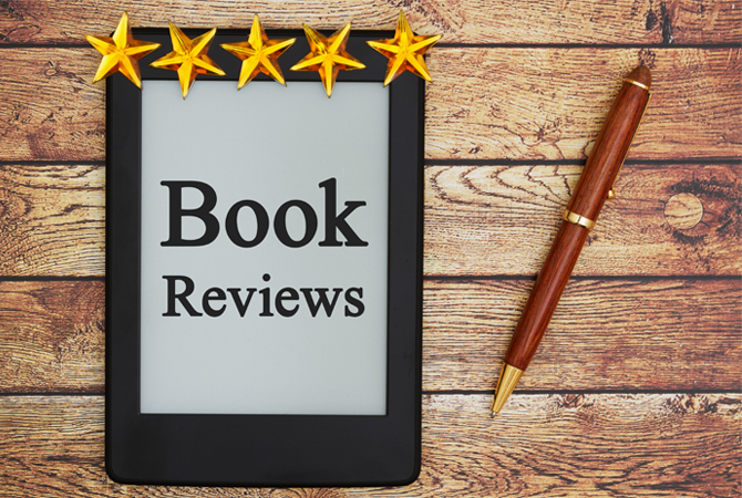 4 Easy to Follow Tips for Writing a Good Book Review!