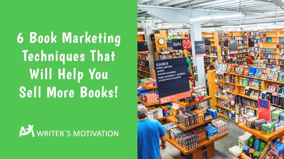 book marketing techniques