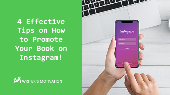 Tips on How to Promote Your Book on Instagram