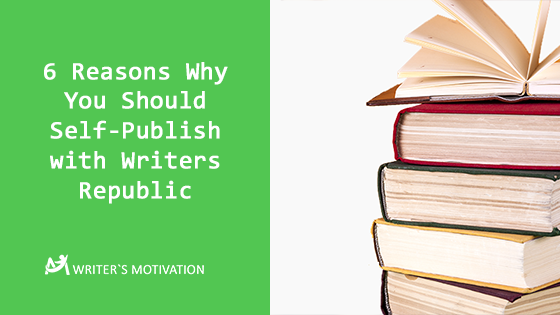 Self-Publish with Writers Republic