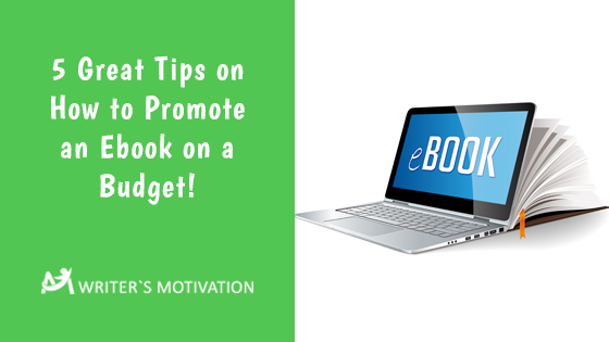 how to promote an ebook on a budget