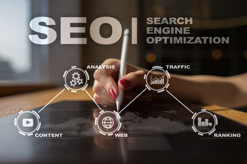 Make sure your SEO is on point