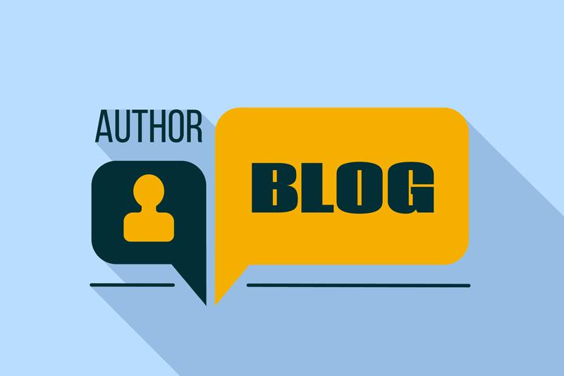 Create a great author platform