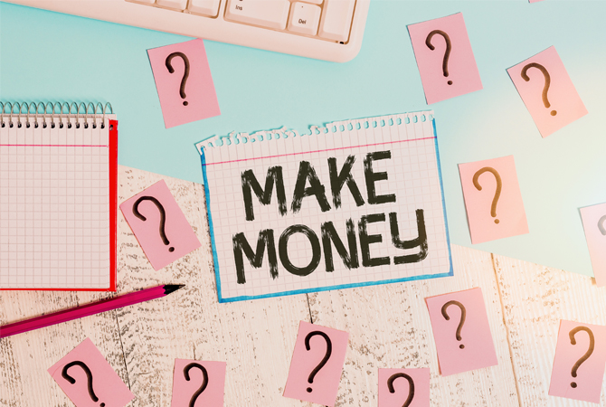 6 Easy to Follow Tips on How to Make Money as a Writer!