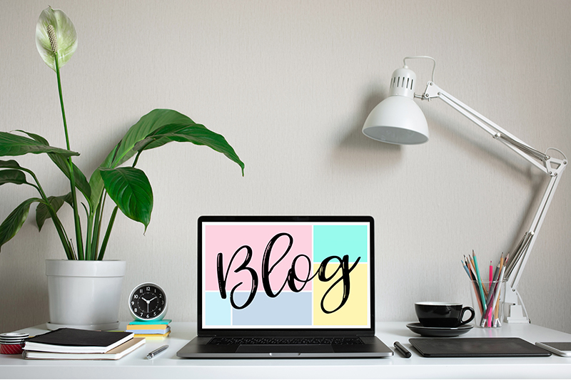 create an author blog of your very own