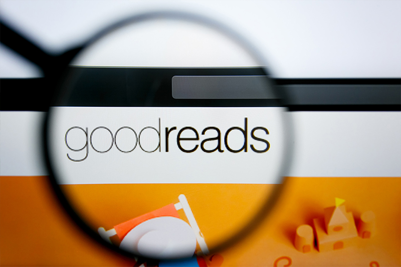 online retailers and bookstores - goodreads