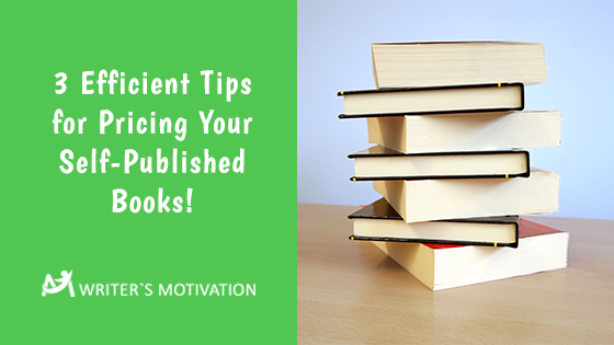 pricing your self-published books