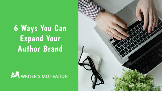 expand your author brand