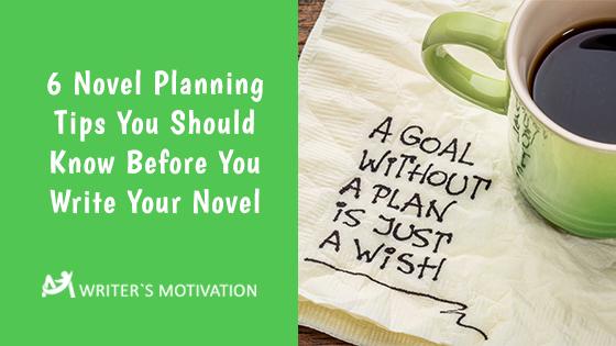 novel planning tips