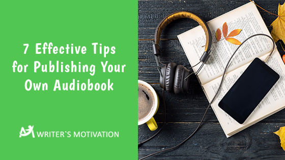 publishing your own audio book