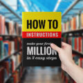 6 Effective Tips for Choosing your Book Title