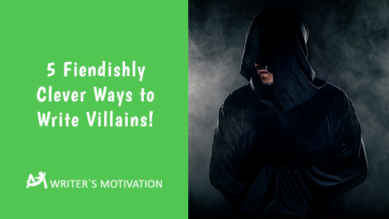 ways to write villains