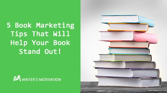 book marketing tips - help your book stand out