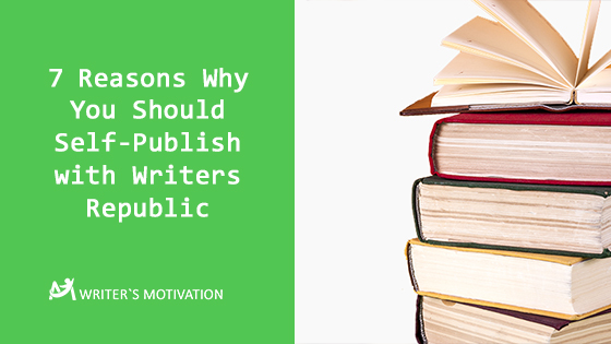 why self-publish with writers republic