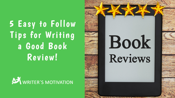tips for writing a good book review