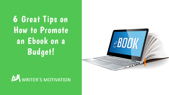 tips on how to promote your eBook