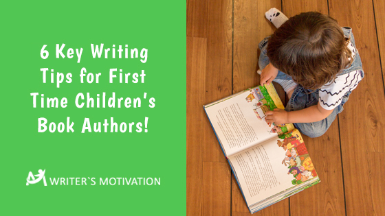 writing tips for first time authors