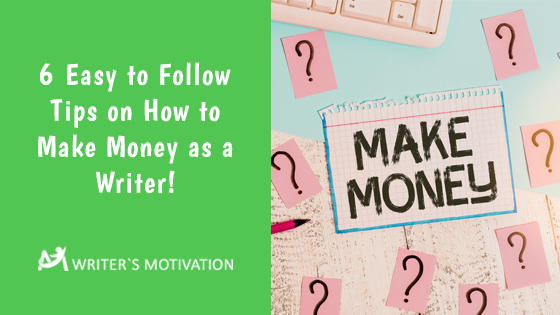 make money from writing